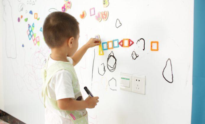 pizarra magnética para niños
